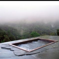 Spa in the mountains <3
