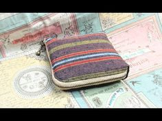 Pouch Bag, Purse Wallet, Coin Purse, Sewing Tutorials, Sewing Projects, Neoprene, Purse Patterns, Sewing Basics, Bag Making