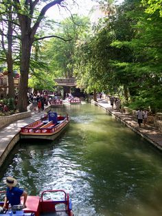 San Antonio TX - I got to visit here thanks to Stampin' Up! when I attended a Leadership conference.