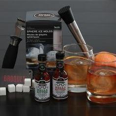Old Fashioned Cocktail Set What a great gift idea!