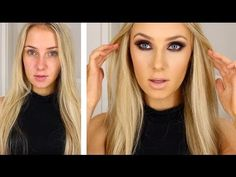 Lauren Curtis has the best makeup tutorials plus she has a bad ass accent :-) Def wish I could do my makeup like this.