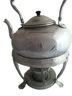 Vintage SILVER Teapot with Warming Stand -  Tea Kettle Viking British Colony Hong Kong Hammered Aluminum, by DerBayzVintage https://www.etsy.com/listing/290799479/vintage-silver-teapot-with-warming-stand?ref=rss #EtsyHunter, #EtsyUSA, #Etsyprepromo, #ShopEtsy, #EtsyFinds, #EtsyForAll, #EtsyShopOwner, #EtsyStore, #EtsySale, #EtsyLove. #EtsyVintage, #instadecor, #instashop, #kitsch, #shabbychic, #shoplocal, #vintageforsale, #vintagehome, #vintagelook, #vintagelove, #vintagestyle, #vint..