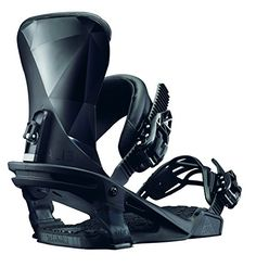 Salomon Alibi Snowboard Binding 2017 Black M >>> Read more at the image link. (This is an affiliate link)
