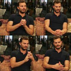 50 Shades Of Grey, Fifty Shades, Jamie Dornan Interview, Paul Spector, Jaime Dornan, Christian Grey, My Crush, Ouat, A Good Man