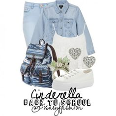 Back To School Fashion Inspired by Disney Characters | Babble