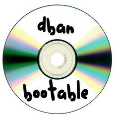 How to Erase a Hard Drive Using DBAN: Burn DBAN to a disc or USB Device