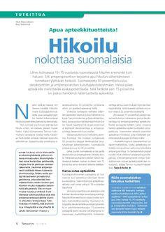 Hikoilu nolottaa suomalaisia!  www.tripledry.fi #tripledryfinland #antiperspirantti