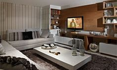 salas de estar modernas fotos | Diseño de interiores