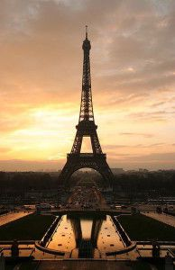 romantic city - paris