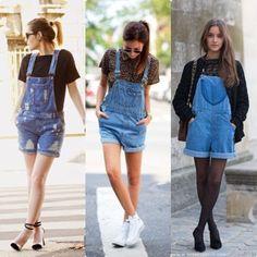 Macacão Jeans para o Verão 2015!
