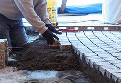 Setting Bed Mortar