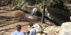 Peachtree Rock Natural Reserve