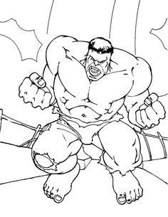 30 Hulk Drawings to Color and Print - Online Courses Desenhos do Hulk para Colorir e Imprimir – Online Cursos Gratuitos 30 Hulk Drawings to Color and Print – Free Online Courses - Hulk Coloring Pages, Printable Coloring Pages, Coloring Pages For Kids, Coloring Books, Colouring, Batman, To Color, Kids Learning, Online Courses