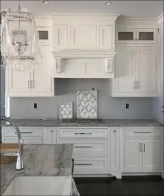 2019 Kitchen Trends Remodeling Kitchen Ideas on A Budget with White Kitchen Cabinets Decor Arabesque Backsplash Kitchen Island with Seating. Kitchen Cabinets Decor, Cabinet Decor, Cabinet Design, Kitchen Backsplash, Kitchen Countertops, Soapstone Kitchen, Kitchen Cupboard, Backsplash Arabesque, Cabinet Makeover