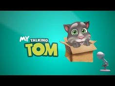 296-My Talking Tom Game Spoof Pixar Lamp Luxo Logo - YouTube Tom Games, My Talking Tom, Best Clips, Pixar, Toms, Animation, Make It Yourself, Youtube, Hilarious Animals