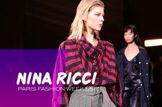 #pfw #fashion #mode #Paris #FashionWeek #SS17: #NinaRicci