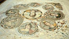 The nine Muses. Image credit: Ankara University.