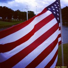 HAPPY #FlagDay - On June 14, 1777, the Continental Congress approved the design of a national flag. The Stars and Stripes first flew in a Flag Day celebration in Hartford, Connecticut in 1861, during the first summer of the Civil War. The first national observance of Flag Day occurred June 14, 1877, the centennial of the original flag resolution. The colors on the flag represent: Red: valor and bravery White: purity and innocence Blue: vigilance, perseverance, and justice