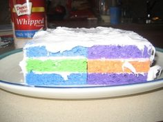 Sponge Cake for April Fool's Day - and other fun ideas for silly pranks @ www.thegoodstuffguide.com
