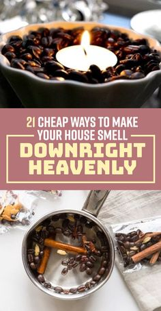 21 Ways To Make Your House Smell Like Heaven Just In Time For The Holidays