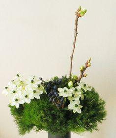 Bits & Pieces Bouquet: Dreams of Maine