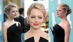 LOVE Emma's hair from the MTV Movie awards