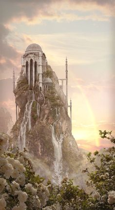 #Fantasy Castles #Art Gallery - THE BEAUTY AROUND US - Earth Monster World