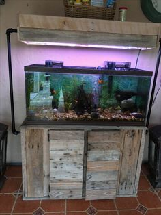 Pet Supplies Fish Metal Tank Stand Aquarium Terrarium Welded Solid Steel Holder Corner 55 Gal Customers First Aquariums & Tanks