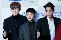 🍭 [160114] Seoul Music Awards 🍦#Chanyeol ❤