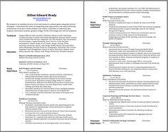 Political Science Resume Sample - http://resumesdesign.com ...