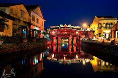 世界遺産 古都ホイアン 古都ホイアンの絶景写真画像  ベトナム