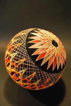 [Image] | Hand-Crafted Geometric Spheres Made By 93-Year-Old... - TIMEWHEEL