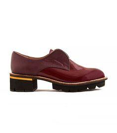 Oxford Shoe via @WhoWhatWear