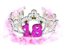 Forum Novelties Flashing Birthday Tiara