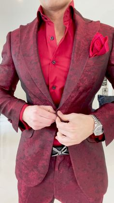 Preppy Outfits, Cool Outfits, Fashion Outfits, Mens Clothing Styles, Men's Clothing, Formal Suits, Groom Style, Suit And Tie, Wedding Suits