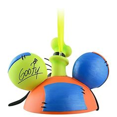 Disney Goofy Mickey Mouse Ears Hat Ornament