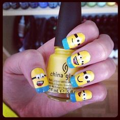 This is what I would put on for a dispicable me movie premiere <3