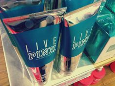 <3 Live PINK