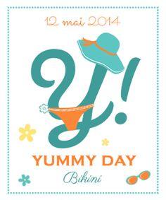 Yummy day bikini - 12 mai 2014 -