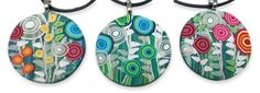 Polymer Clay Daily – Page 80 – Polymer art curated by Cynthia Tinapple