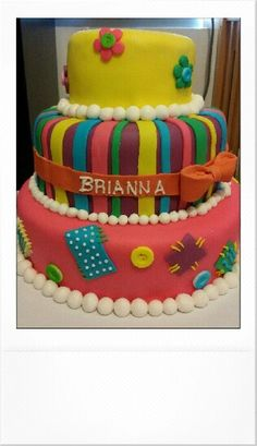 Cake birhday