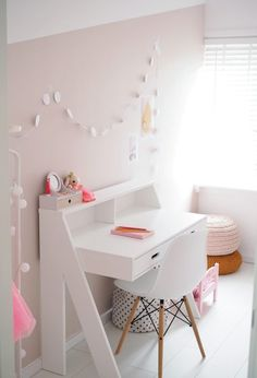 Add the modern decor touch to your home interior design project! This Scandinavian home decor might just be what your home decor ideas is needing right now! Girls Bedroom, Bedroom Decor, Wall Decor, Pastel Decor, Baby Kind, Little Girl Rooms, New Room, Home Interior Design, Room Inspiration