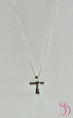 Colgante cruz pequeño #mimossa