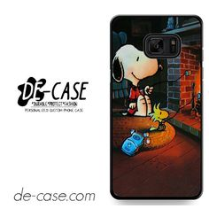 Snoopy DEAL-9741 Samsung Phonecase Cover For Samsung Galaxy Note 7