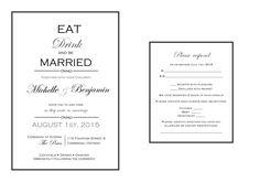 Printable Designs, Printables, Printable Wedding Invitations, Etsy Store, My Etsy Shop, Drink, How To Plan, Eat, Beverage