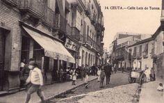 Ceuta Turn of the century ◆Ceuta - Wikipedia http://en.wikipedia.org/wiki/Ceuta #Ceuta