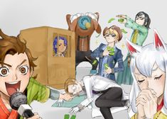 """obakefrost: """" lads game night I wanted to have a go at one of those draw the squad meme things """" Moon Photography, Landscape Photography, Landscape Photos, Trio Of Towns, Harvest Moon Game, Rune Factory 4, Old Country Churches, Draw The Squad, Justine"""