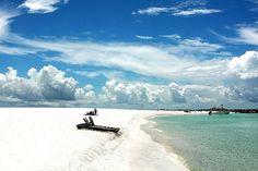 Destin florida-beaches - so far my fave place I've been. Beaches more beautiful than Cancun.