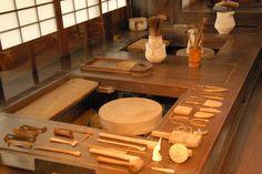 File:Kawai Kanjiro's House, Kyoto - working places.jpg