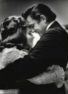 Johnny and June <3